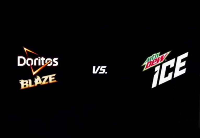 Take a look at the creative propaganda of Dorites blaze and mtn dew ice-1